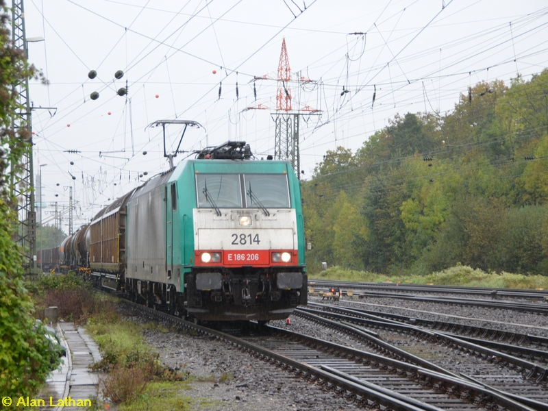 SNCB 2814 Gremberg 8 Oct 2014